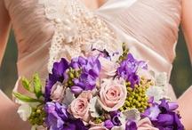 Purple & Lavander Wedding