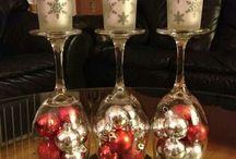 candelabro/bicchiere