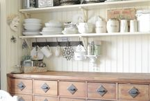 Home : Kitchens rustic