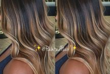 Hair colours i love