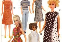 Barbie patterns - Vogue