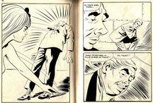 Bora Bora / Comic book heroine