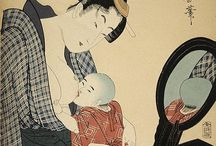 LXX Kitagawa Utamaro (1753 - 1806)