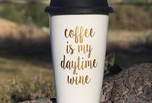 DIY travel mugs ideas