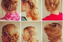 Hair & Make-up!  / by Allison Watson