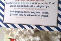 Throwing a Nautical Shower / Ahoy! It's a Boy! / by Crystal Ybarra