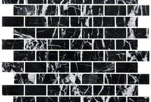 Bricmate Mosaik / Bricmates mosaiksortiment. För fler produkter och mer information besök www.bricmate.se