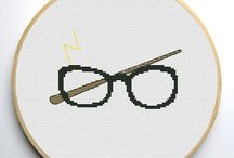 broderie harry potter