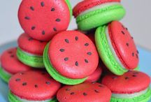 RECIPES:  Cookies (macarons)