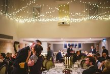 Fairy Light Installations by Blue Goose Hire / For weddings in and around Gloucestershire we can install fairy lights to create a great look and ambiance on your wedding day - here are some installations we have completed in the past..........