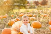 Pumpkin Spice Tutu - Perfect for fall photos and made in any size Newborn - 5T / none / by Rachel Melara