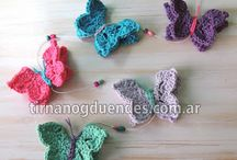 Productos al crochet