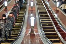 Moscow and the Metro / Stunning Emages of the Moscow Metro