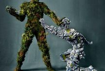 manmade vs natural forms