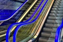 Cool escalators