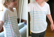 For the Littles- Clothes / Cute clothes for the kids, either homemade or from a store. / by Jen