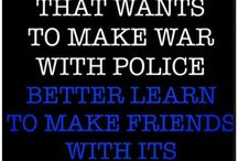 Coppers / Police inspirations