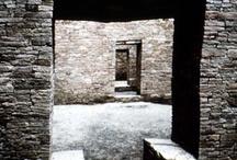 Ancient settlements, dwellings, artifacts, petroglyphs / by Sharon Ramirez