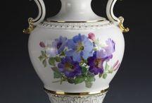 porselein, pottery