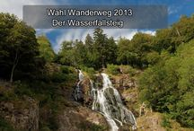 Top Wanderwege / Es gibt tausende Wanderwege und hier empfehlen wir die Schönsten!