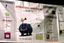 IAD 2006 Kolkata / International Animation Day On 28th October 2006 Organized by Asifa