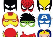 lego marvel avengers maskers