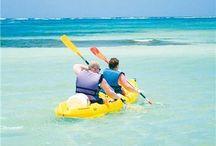 Nos activités / Vous voulez faire du kayak ? De la randonnée ? ou encore de la Yole ?