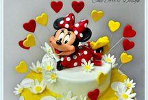 Miriam Viera Cake Art & Design / torte artistiche decorate in pasta di zucchero