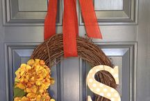 Outdoor Decor! / by Laura Roberts