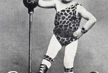 Classic Circus Costumes