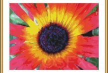 Floral PDF Charts