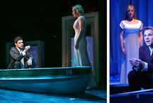 The Last Five Years / Lighting design research.