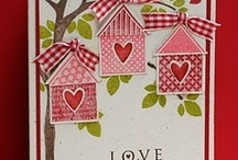 Cards (Birdhouses & Birds)