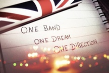 One Direction / by Camila Munhoz