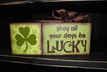 St. Patricks Day / by Nichole Barber