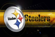 Steelers / by Pati