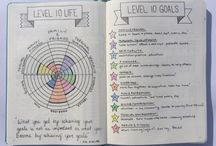 Bullet journal & notes & planning