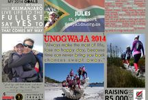 Blogs / Written works on the Unowgaja Challenge from around the web
