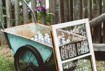 Shared Wedding Ideas!