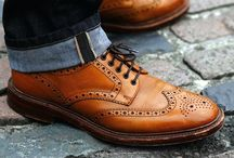 Men's Shoes / Shoes can make or brake your style