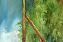 akvarells / my akvarels