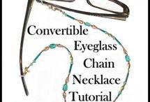 eyeglass holder diy