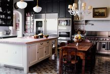 Kitchen / by Cora Eifert