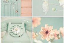 Pastel Colored Decor!