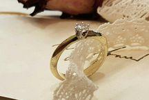 Verlobungsring klassisch / Verlobungsringe in Weissgold gelbgold rosegold brillanten diamanten schlichtes design