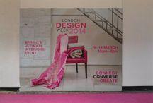 London Design Week 2014 / Chelsea Harbour Design Centre in full bloom
