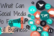 *Social Media Marketing / All things virtually social (Twitter, Facebook, Instagram, Pinterest) and more!