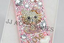 Iphone 6/5 Cases / Handmade IPhone Cases by JJ Accessories