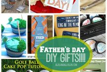 Holidays | Father's Day / by Beckie Farrant {infarrantly creative}