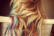 Hair / by Stephanie Gomez